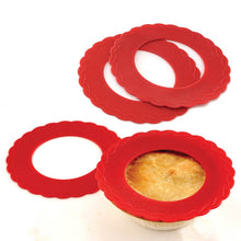 NORPRO Silicone Mini Pie Crust Shields