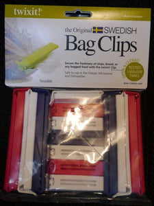 twixit! Bag Clips, Bag Of 13