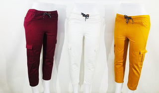 Women Jogger Pant Combo Pack Of 3