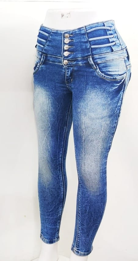 Woman's Exclusive Design Jeans