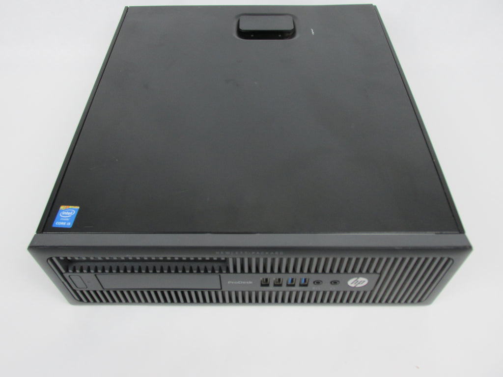 HP ProDesk 600 G1 SFF i5-4570 Quad 3.20GHz 8GB 500GB Windows 10 C8T89AV
