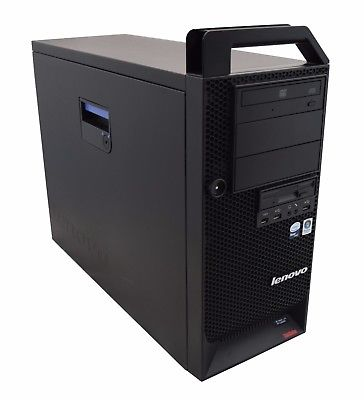 Lenovo ThinkStation D10 E5410 XEON 2.33GHz Quad-Core 8GB RAM 2TB HDDs Windows 10