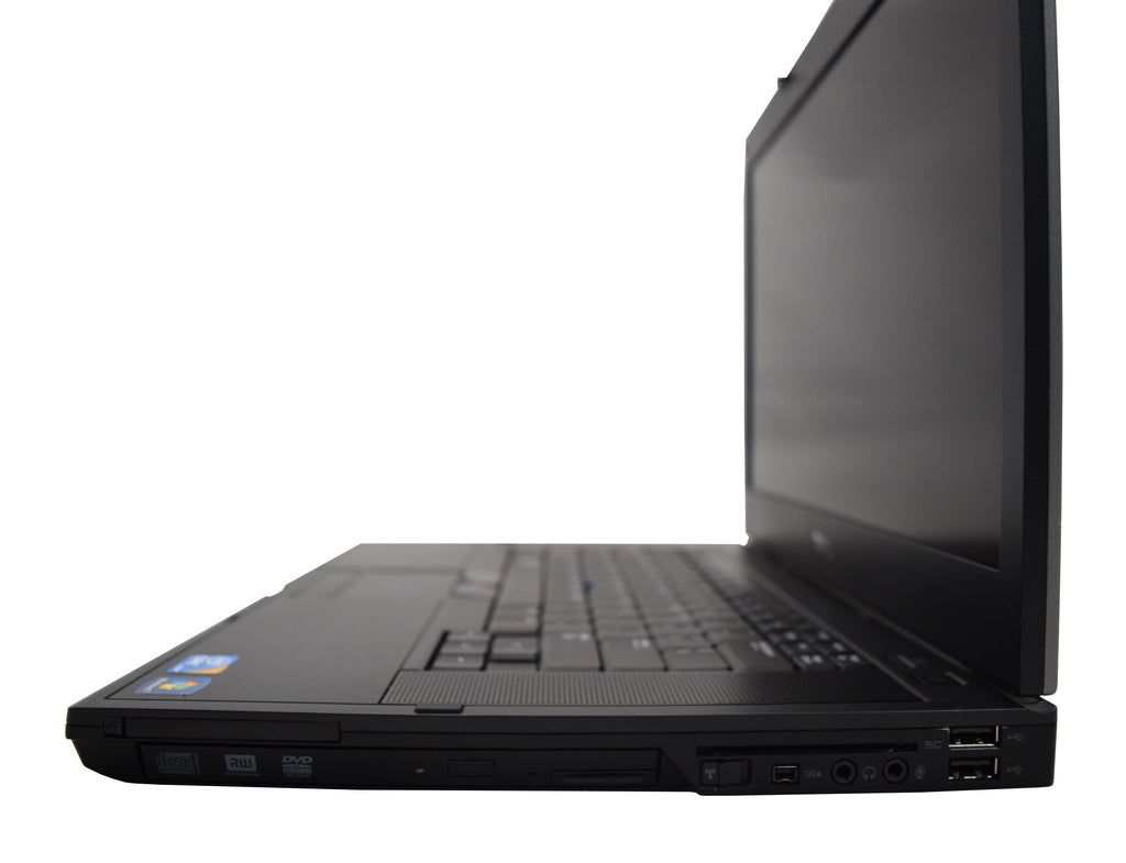 "Refurbished Dell Latitude E6510 Notebook Laptop i5 i5-520M 2.4GHz 15.6"" 4GB 320GB HDD Windows 7 Professional"