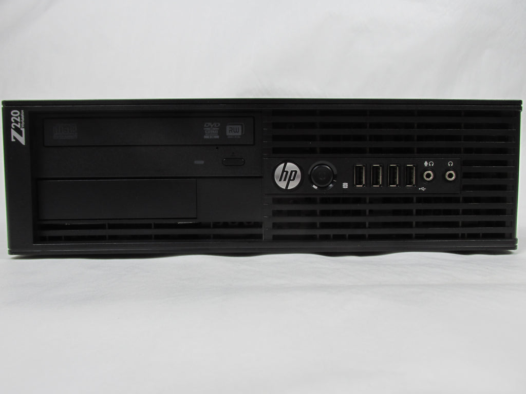 HP Z220 SFF Workstation i5-3470 3.20GHz Quad 8GB 250GB Windows 10 PRO