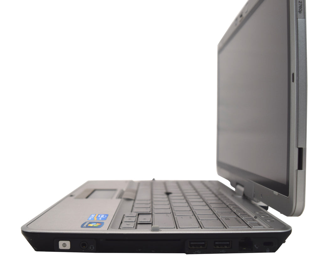 HP EliteBook 2760p 12-Inch LED Tablet PC Intel Core i5 i5-2520M 2.5GHz 4GB RAM 320GB HDD Grade B