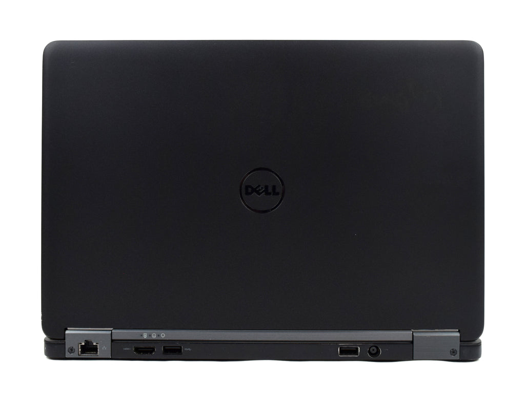 "Dell Latitude E7250 Laptop i5-5300U 2.3GHz 8GB 256GB SSD 12.5"" WebCam Windows 10"