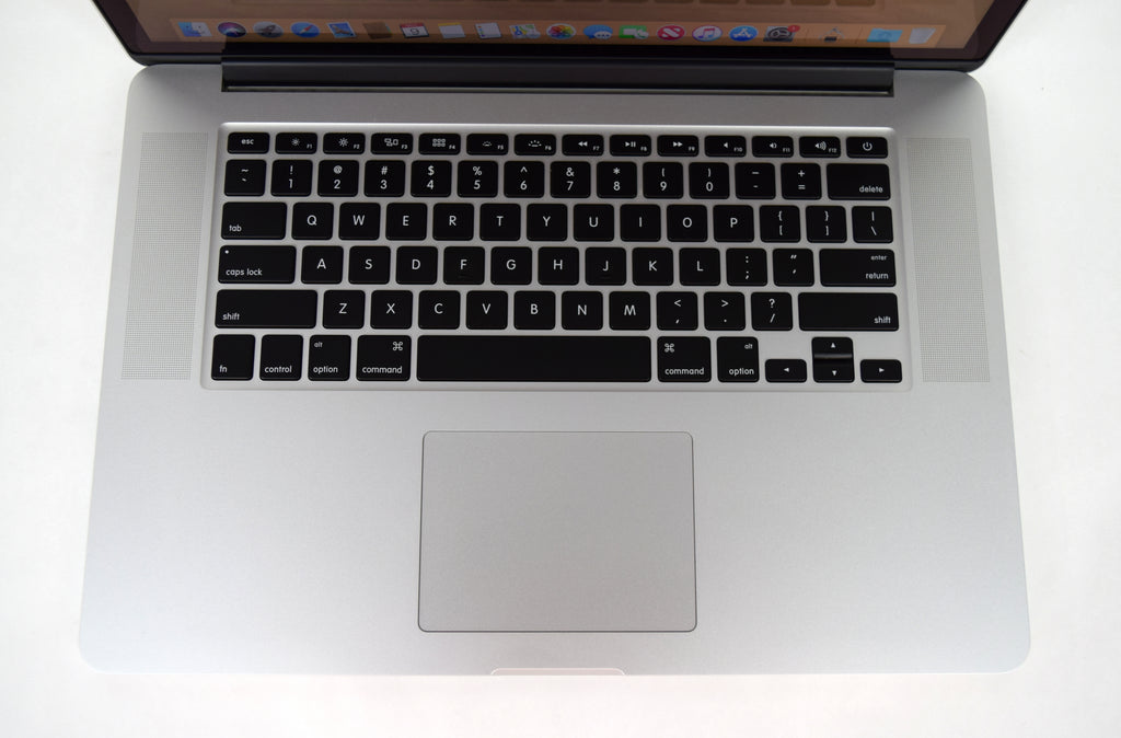 "Apple MacBook Pro ""Core i7"" 2.3GHz 15"" Late 2013 (IG) ME293LL/A BTO/CTO 2.3 GHz Core i7 (I7-4850HQ)  8GB RAM 256GB SSD OSX 10.14 Mojave"