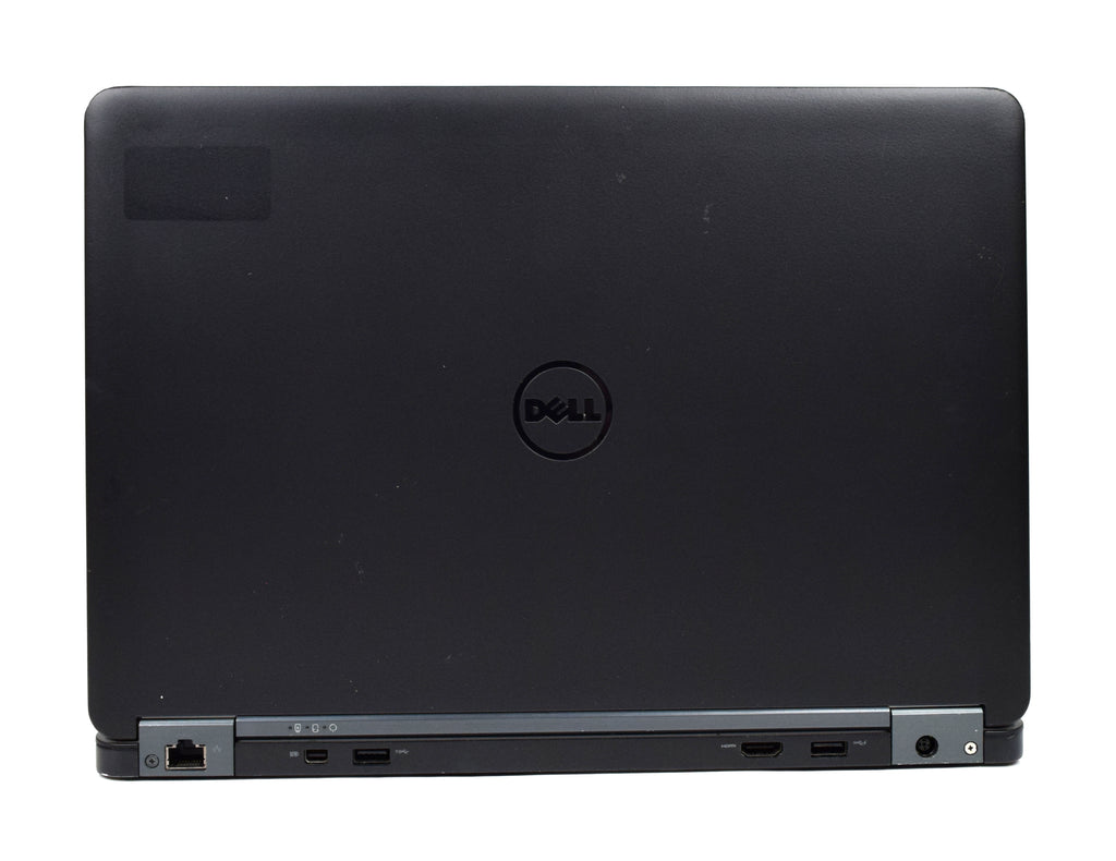 "Dell Latitude E7450 Laptop i5-5300U 2.30GHz 8GB 128GB SSD 14"" WebCam Win10 USB X"