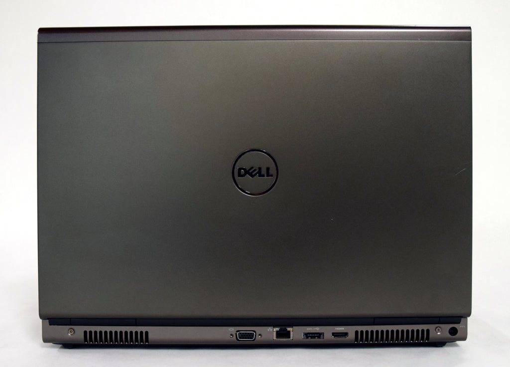 Dell Precision M4600 Workstation Intel Core i7-2860QM 2.5GHz 8GB RAM 320GB HDD Win10Pro