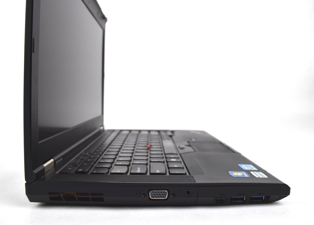 "Lenovo ThinkPad T430 Laptop i5-3210M 2.5GHz CPU 4GB 320GB 14"" HD Win10 Grade B"