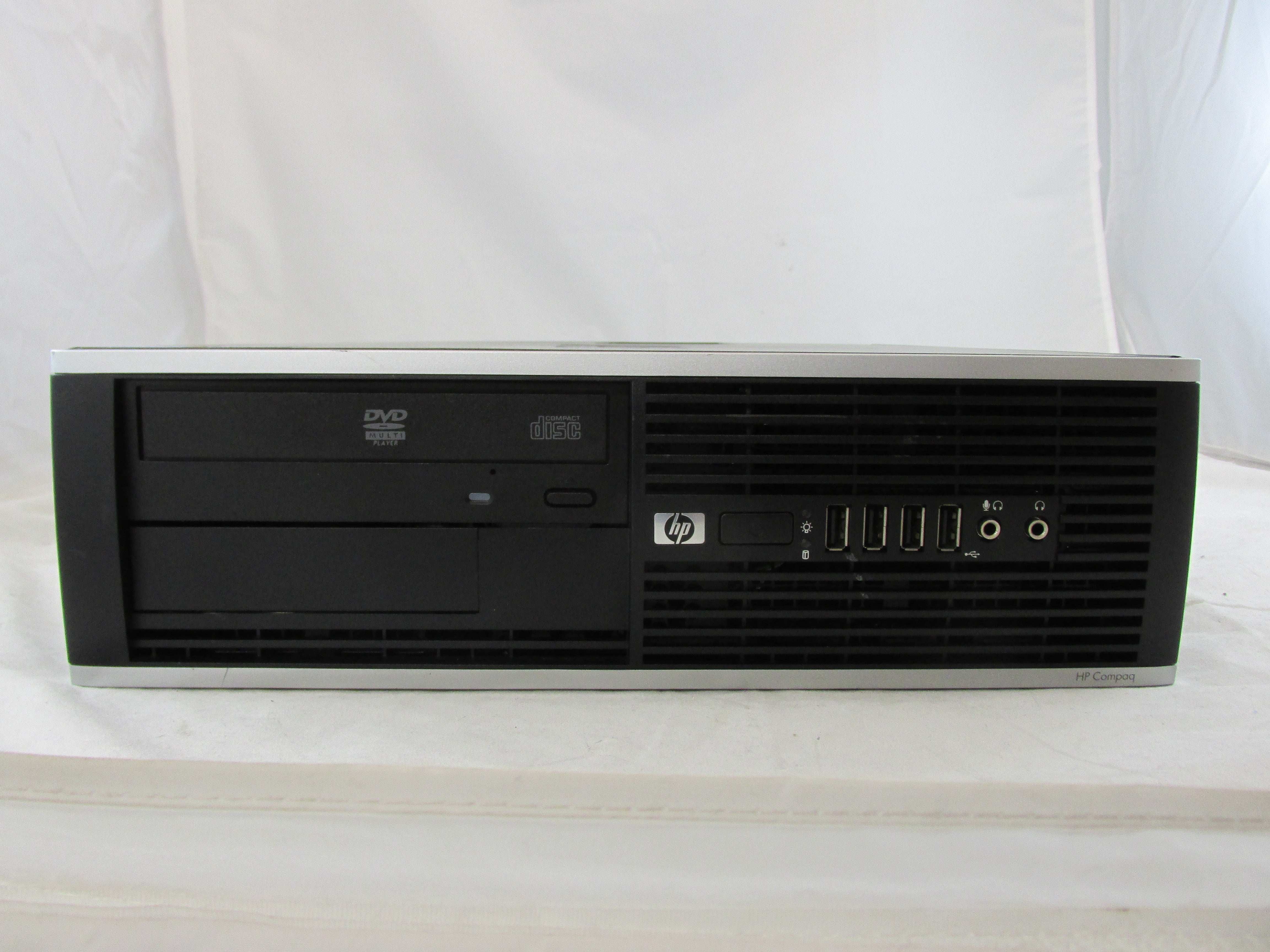 HP Compaq 8100 Elite SFF Intel Core i5-650 Processor 3.20GHz 4GB RAM 250GB HDD Windows 10 AY032AV