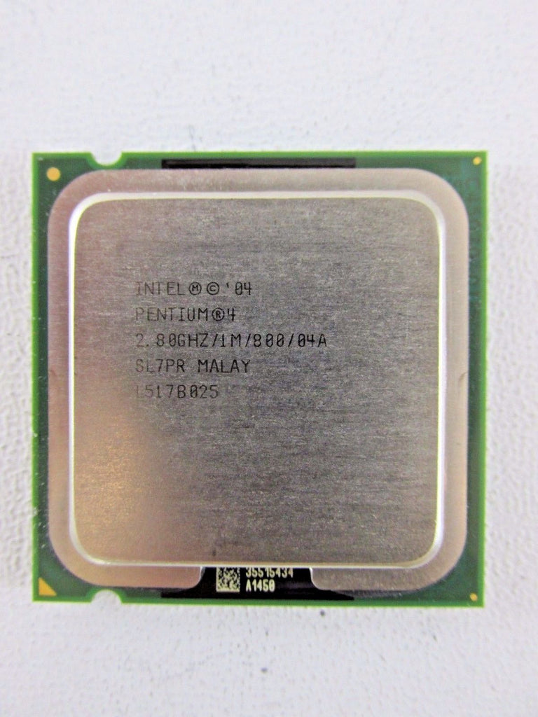 Intel Pentium 4 Desktop Processor 520J 2.80GHz 1MB 800MHz LGA775 CPU SL7PR