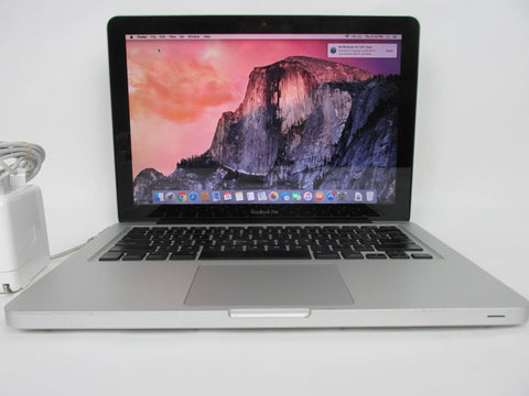 Apple MacBook Pro 13 2011 i5-2415M 2.3GHz 8GB 320GB MC700LL/A Yosemite