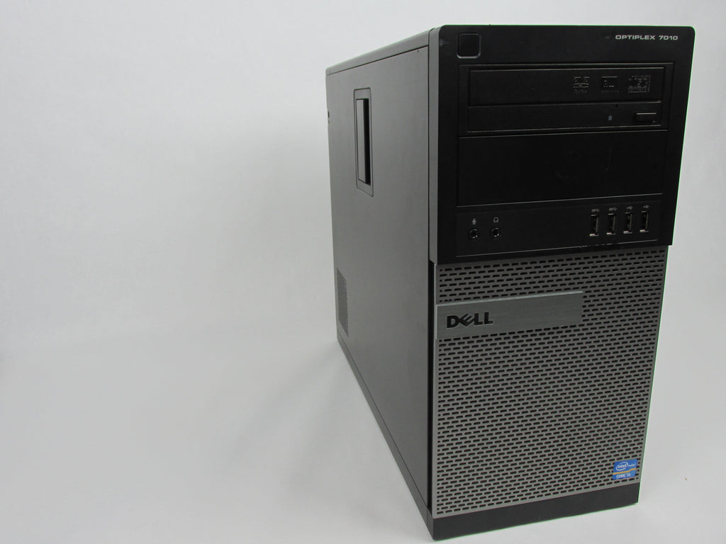 Dell Optiplex 7010 Mini Tower Core i5-3570 Quad 3.40GHz 8GB 250GB Windows 10