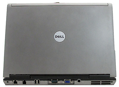 Dell Latitude D620 Laptop Core Duo 2GB Ram 80GB HDD WiFi Windows XP Pro