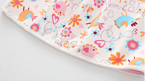 Motif du pyjama absorbant anti pipi