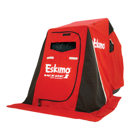 ESKIMO SHELTER FLIP STYLE WIDE ONE INFERNO