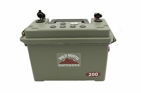 Bold North Outdoors Power2Go200 Power Box
