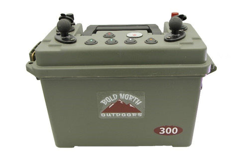 Bold North Outdoors Power2Go300 Power Box