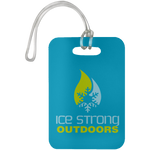 Ice Strong Luggage Bag Tag
