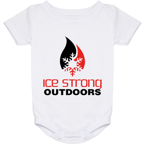 Ice Strong Baby Onesie 24 Month Original Logo