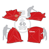 ESKIMO ICE SHELTER QUICKFISH 6-UNAVAILABLE-
