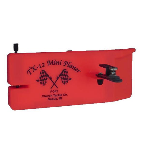 Church Tackle TX-12 Mini Planer Board