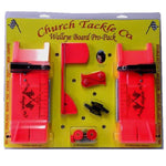 Church Tackle Walleye Board Pro Pack