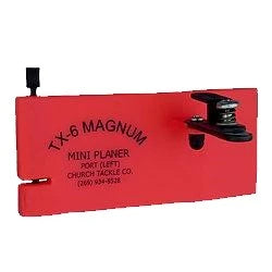 Church Tackle TX-6 Magnum Mini Planer Board