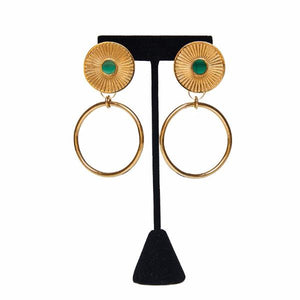 Day and Night Earring