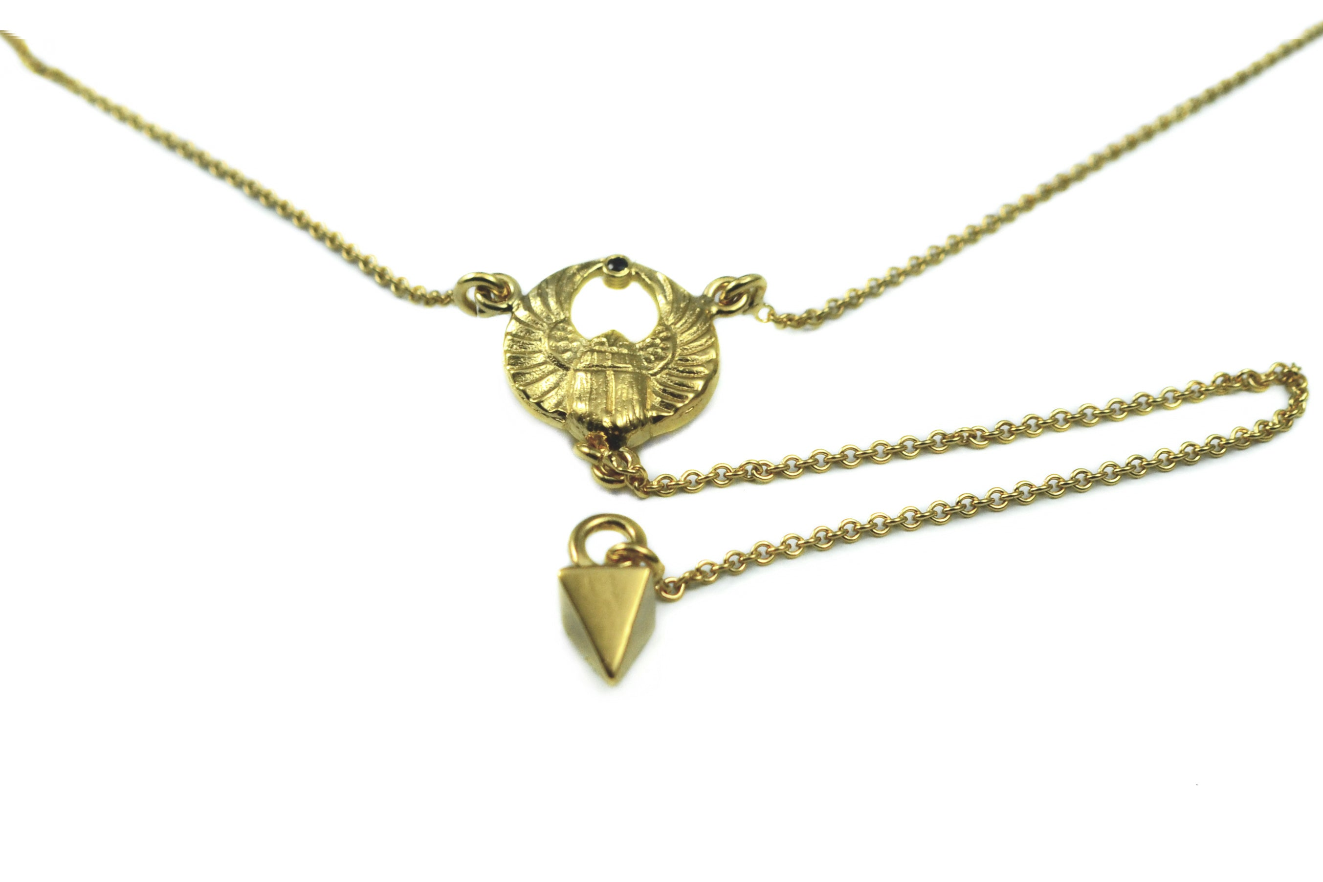 Atum Pendulum Necklace