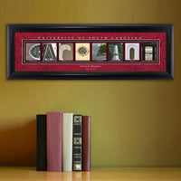 Personalized University Architectural Art - SEC College Art