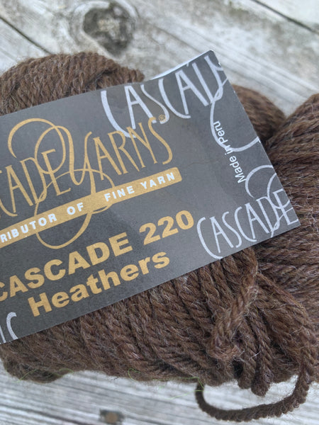 DESTASH- Cascade Yarns