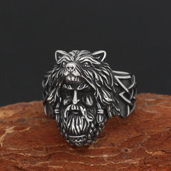 Berserker Ring - Odins-Glory