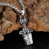 Broken Sword Necklace - Odins-Glory