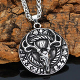Sleipnir Necklace - Odins-Glory