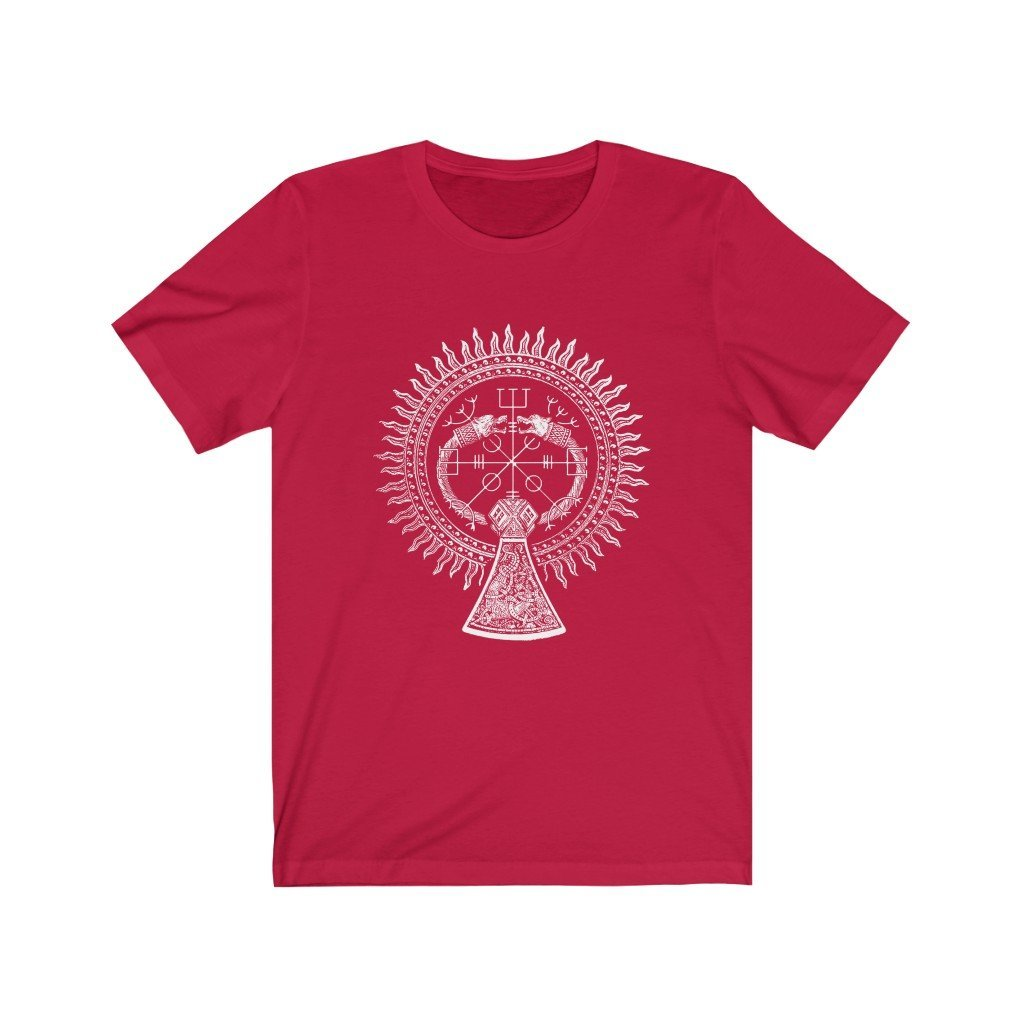 Sun Wheel T-Shirt - Odins-Glory