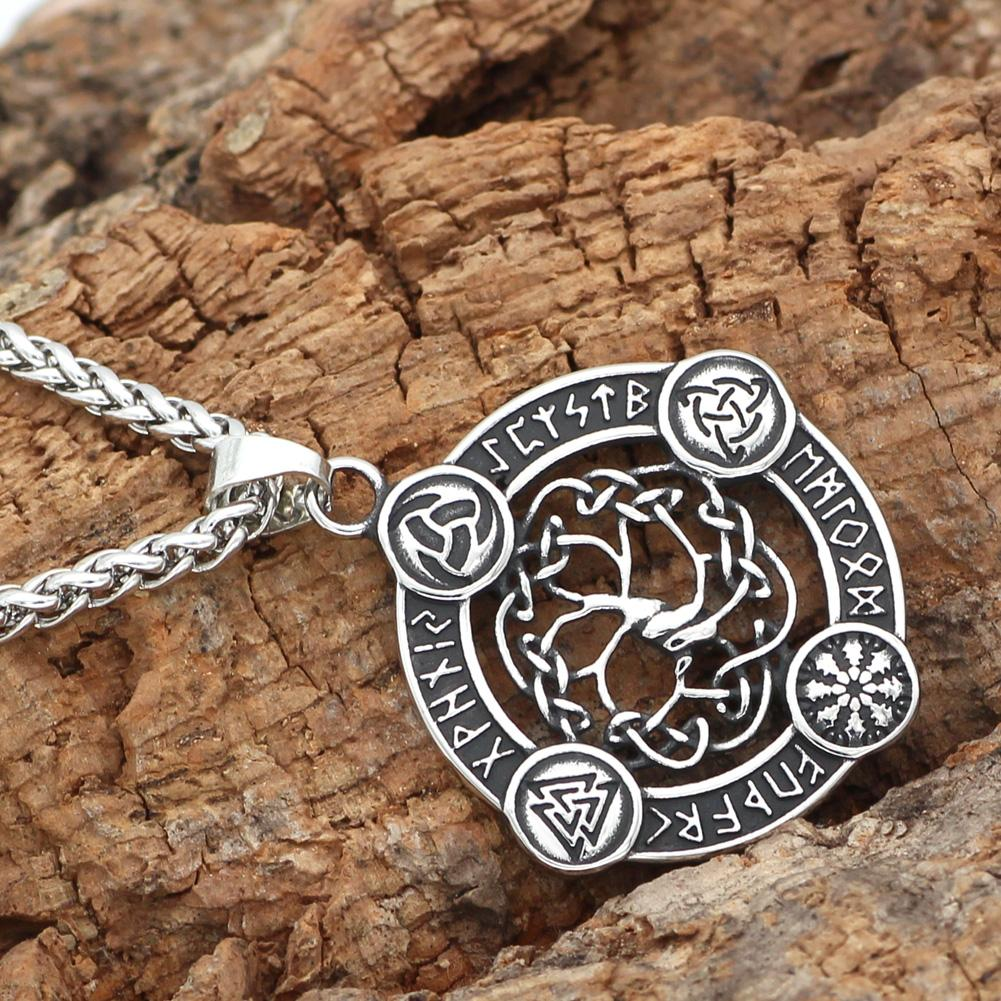 Tree Of Life Necklace - Odins-Glory