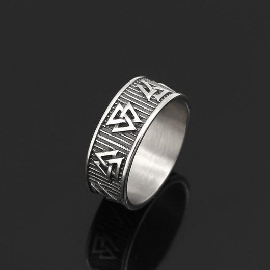Valknut Ring - Odins-Glory