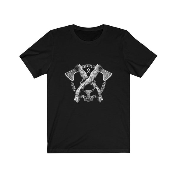 Viking Axe T-Shirt - Odins-Glory