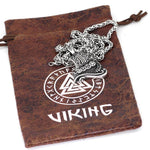 Viking Longboat Necklace - Odins-Glory