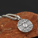 Yggdrasil Tree Of Life Necklace - Odins-Glory