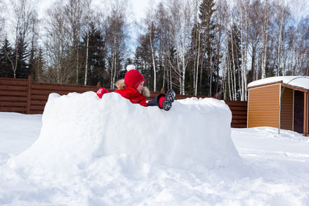 How to Build the Ultimate Snow Fort for Your Snow Ball Fight