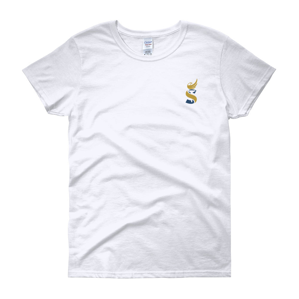 Women's Free Mainstreet T-Shirt (Light) - Larry Sharpe