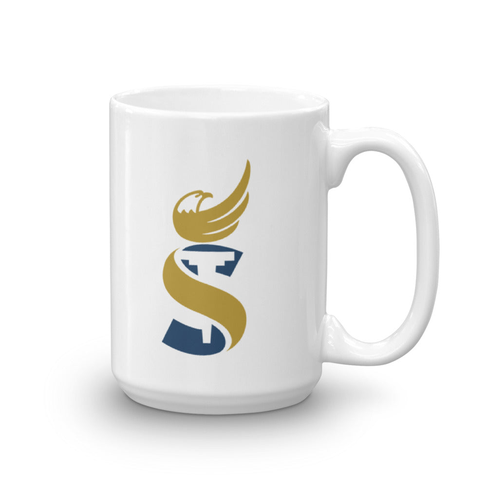 Free Mainstreet 15oz Mug - Larry Sharpe