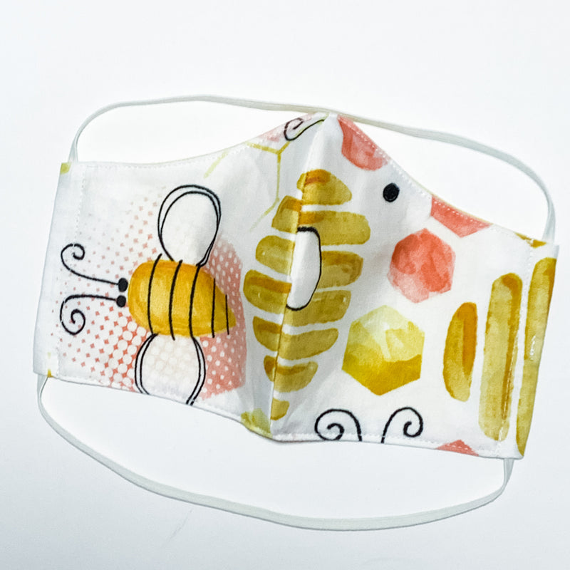 RE-USEABLE FACE MASKS with a pocket to insert filter - FREE SHIPPING
