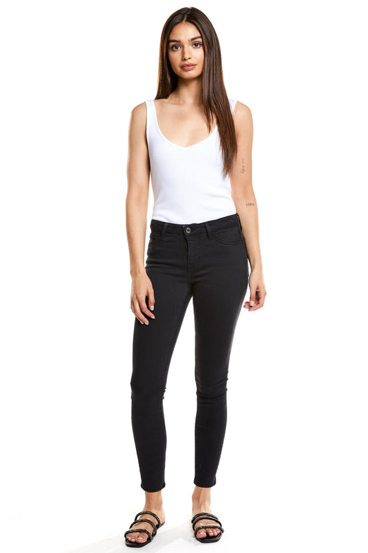 Giselle High Rise Skinny - Night Sky