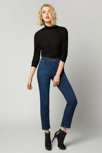 Ava High Rise Cropped Straight - Promises