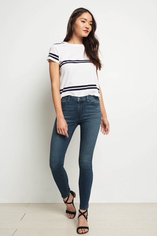 Giselle High Rise Skinny- Express
