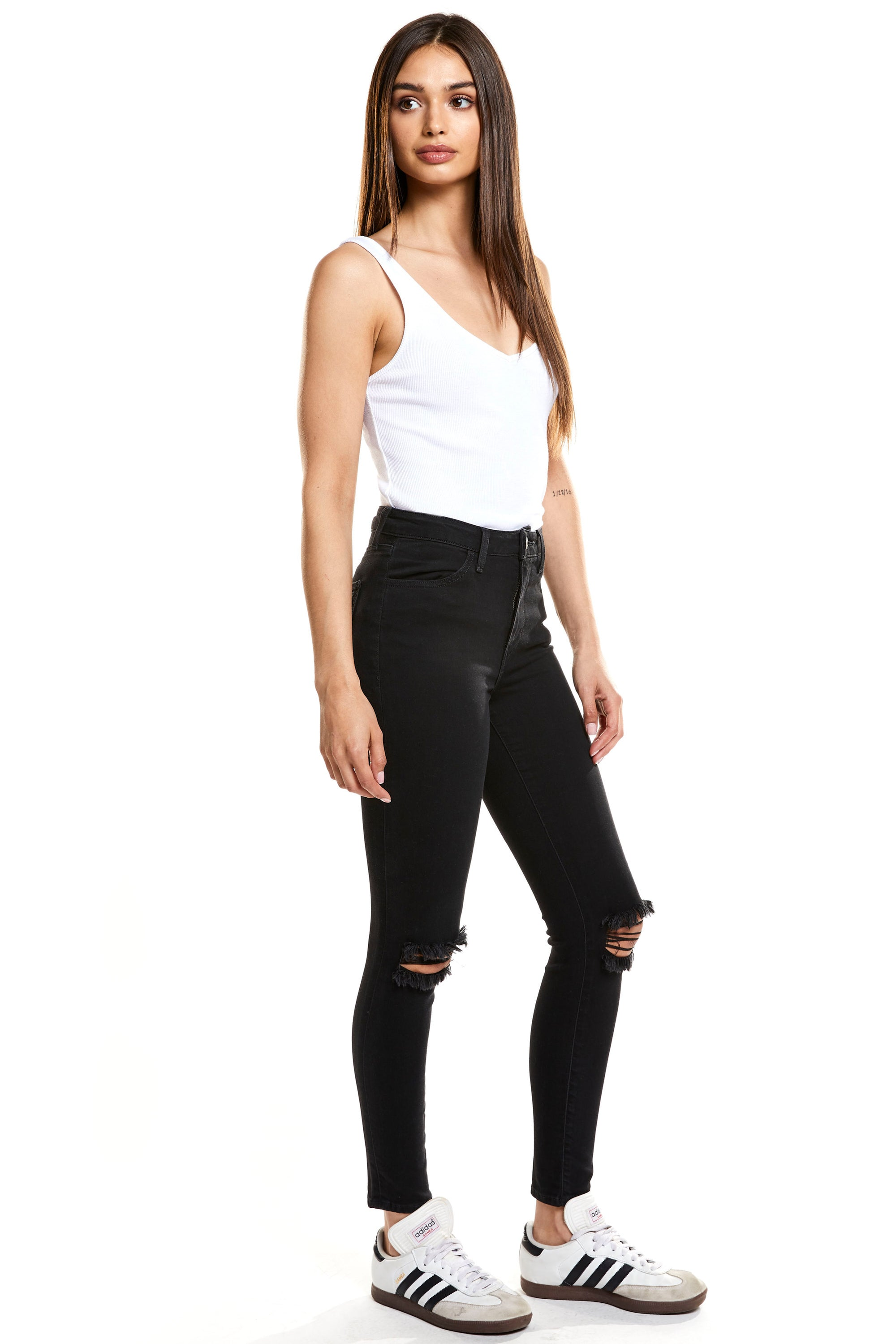 Giselle High Rise Skinny - Nightfall